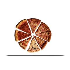 Food Fast Pizza Fast Food Plate Mats
