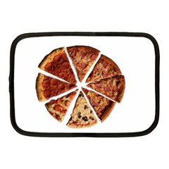 Food Fast Pizza Fast Food Netbook Case (Medium)
