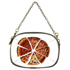 Food Fast Pizza Fast Food Chain Purses (two Sides)