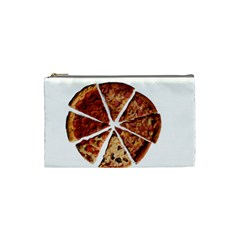 Food Fast Pizza Fast Food Cosmetic Bag (small)