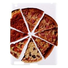 Food Fast Pizza Fast Food Apple iPad 3/4 Hardshell Case