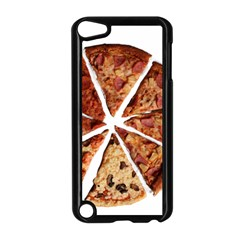 Food Fast Pizza Fast Food Apple Ipod Touch 5 Case (black)