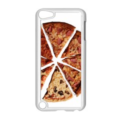 Food Fast Pizza Fast Food Apple Ipod Touch 5 Case (white)