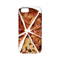 Food Fast Pizza Fast Food Apple Iphone 5 Classic Hardshell Case (pc+silicone)