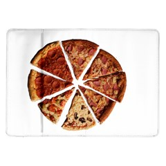 Food Fast Pizza Fast Food Samsung Galaxy Tab 10.1  P7500 Flip Case