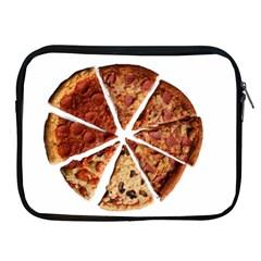 Food Fast Pizza Fast Food Apple Ipad 2/3/4 Zipper Cases