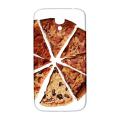 Food Fast Pizza Fast Food Samsung Galaxy S4 I9500/i9505  Hardshell Back Case