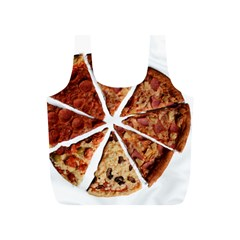 Food Fast Pizza Fast Food Full Print Recycle Bags (s)