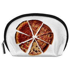 Food Fast Pizza Fast Food Accessory Pouches (large)
