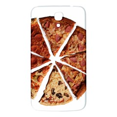 Food Fast Pizza Fast Food Samsung Galaxy Mega I9200 Hardshell Back Case