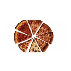 Food Fast Pizza Fast Food Satin Wrap