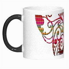 Butterfly Nature Abstract Beautiful Morph Mugs