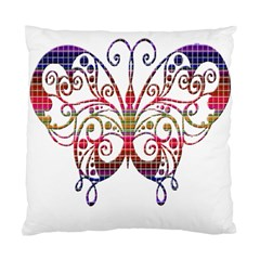 Butterfly Nature Abstract Beautiful Standard Cushion Case (one Side)