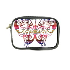 Butterfly Nature Abstract Beautiful Coin Purse