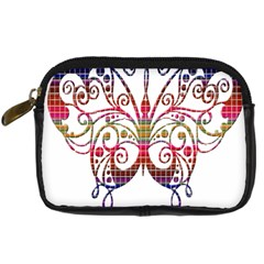 Butterfly Nature Abstract Beautiful Digital Camera Cases