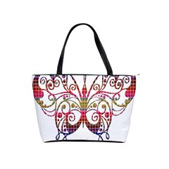 Butterfly Nature Abstract Beautiful Shoulder Handbags