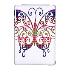 Butterfly Nature Abstract Beautiful Apple Ipad Mini Hardshell Case (compatible With Smart Cover)