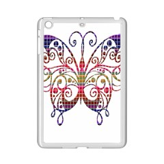 Butterfly Nature Abstract Beautiful iPad Mini 2 Enamel Coated Cases