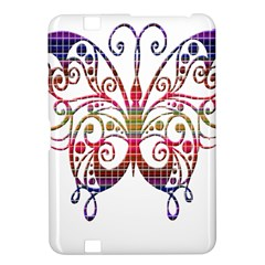 Butterfly Nature Abstract Beautiful Kindle Fire HD 8.9