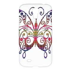 Butterfly Nature Abstract Beautiful Samsung Galaxy S4 I9500/I9505 Hardshell Case