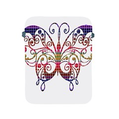 Butterfly Nature Abstract Beautiful Apple Ipad 2/3/4 Protective Soft Cases
