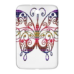 Butterfly Nature Abstract Beautiful Samsung Galaxy Note 8 0 N5100 Hardshell Case