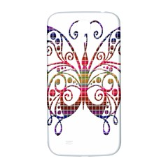 Butterfly Nature Abstract Beautiful Samsung Galaxy S4 I9500/i9505  Hardshell Back Case