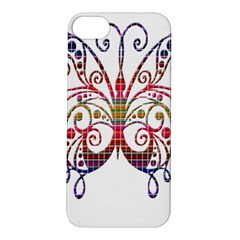 Butterfly Nature Abstract Beautiful Apple Iphone 5s/ Se Hardshell Case