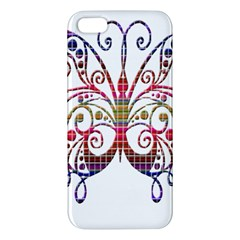 Butterfly Nature Abstract Beautiful Iphone 5s/ Se Premium Hardshell Case