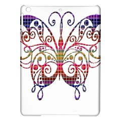 Butterfly Nature Abstract Beautiful Ipad Air Hardshell Cases