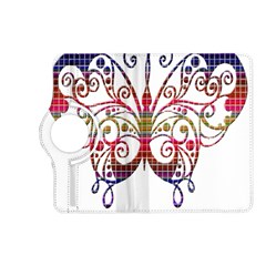 Butterfly Nature Abstract Beautiful Kindle Fire Hd (2013) Flip 360 Case