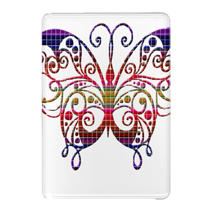 Butterfly Nature Abstract Beautiful Samsung Galaxy Tab Pro 10.1 Hardshell Case