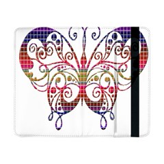 Butterfly Nature Abstract Beautiful Samsung Galaxy Tab Pro 8.4  Flip Case