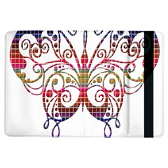 Butterfly Nature Abstract Beautiful Ipad Air Flip