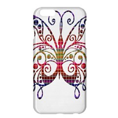Butterfly Nature Abstract Beautiful Apple iPhone 6 Plus/6S Plus Hardshell Case