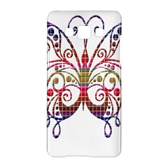 Butterfly Nature Abstract Beautiful Samsung Galaxy A5 Hardshell Case