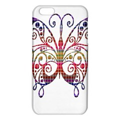 Butterfly Nature Abstract Beautiful Iphone 6 Plus/6s Plus Tpu Case