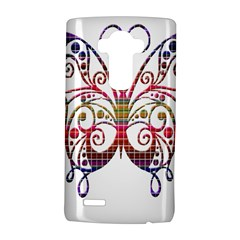 Butterfly Nature Abstract Beautiful Lg G4 Hardshell Case