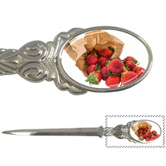 Strawberries Fruit Food Delicious Letter Openers