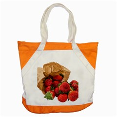 Strawberries Fruit Food Delicious Accent Tote Bag