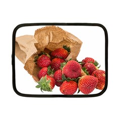 Strawberries Fruit Food Delicious Netbook Case (small)