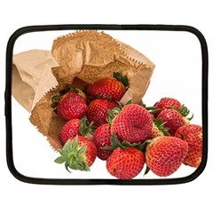 Strawberries Fruit Food Delicious Netbook Case (XL)
