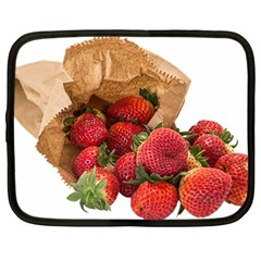 Strawberries Fruit Food Delicious Netbook Case (xxl)