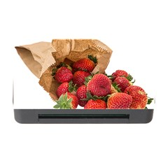 Strawberries Fruit Food Delicious Memory Card Reader With Cf