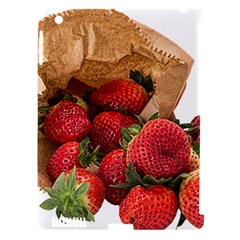 Strawberries Fruit Food Delicious Apple Ipad 3/4 Hardshell Case (compatible With Smart Cover)