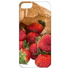 Strawberries Fruit Food Delicious Apple Iphone 5 Classic Hardshell Case