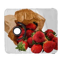 Strawberries Fruit Food Delicious Galaxy S3 (flip/folio)