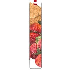 Strawberries Fruit Food Delicious Large Book Marks