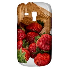 Strawberries Fruit Food Delicious Galaxy S3 Mini