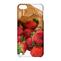 Strawberries Fruit Food Delicious Apple iPod Touch 5 Hardshell Case with Stand